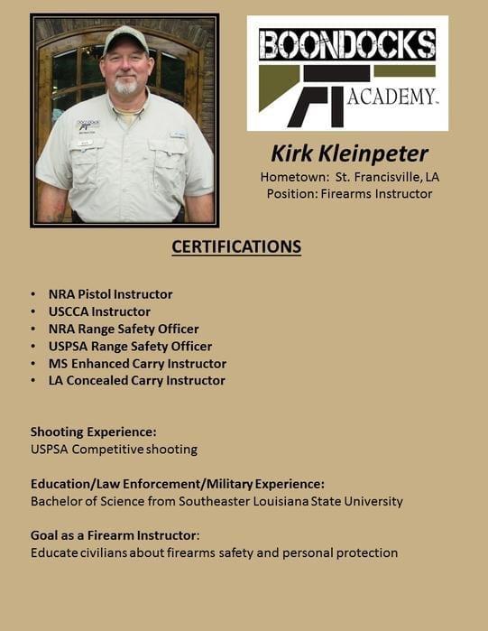 Kirk Kleinpeter