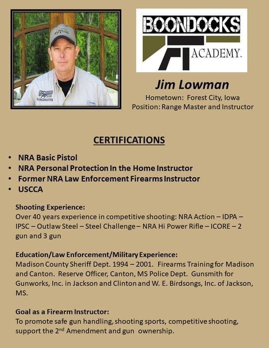 Jim Lowman