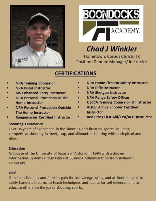 Chad Winkler